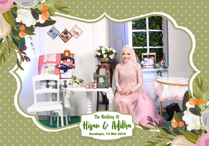 From The Wedding of Hisan & Aditha by Woodenbox Photocorner - 012