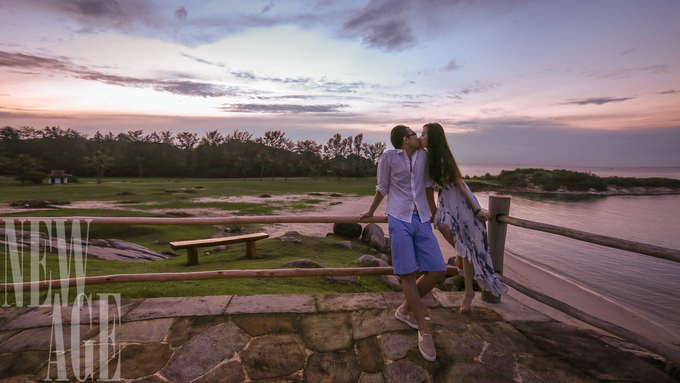 Pre-wedding @ Bintan by NEW AGE Photo Studio - 004