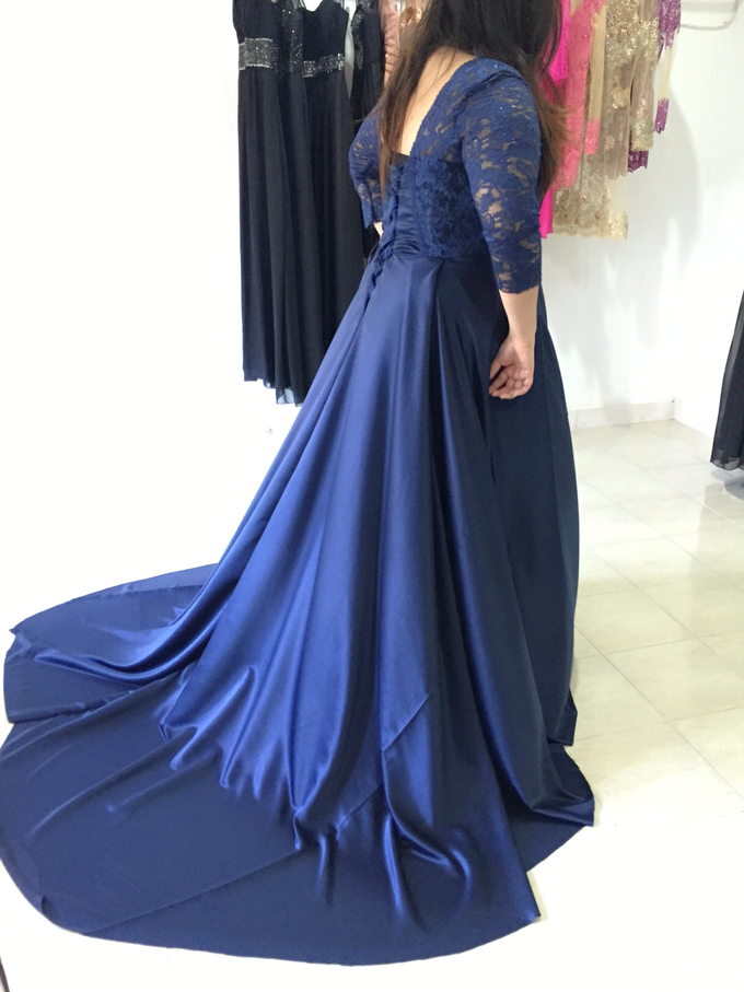 Evening Dress by TS BRIDAL BALI - 015