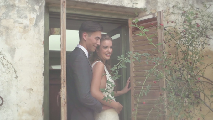 Sarah & Lucas Shortened Highlights Montage by LoveStory Films - 001