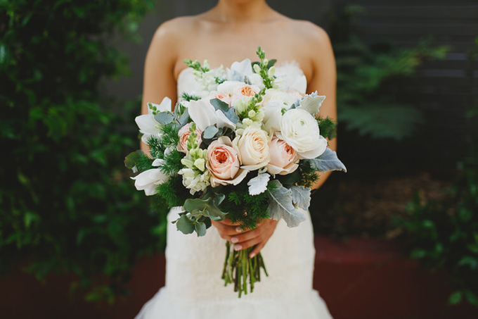 Michelle + Elliott by Sydney Floral Events - 005