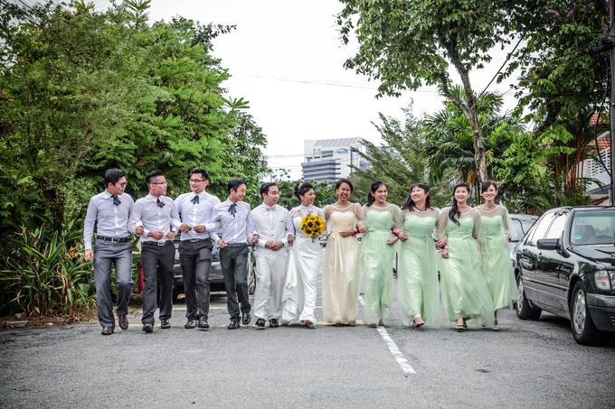 CC&O's Wedding  by Levian Florisen - 006