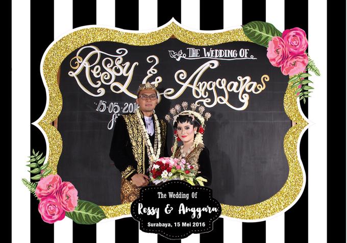 The Wedding of Ressy & Anggara by Woodenbox Photocorner - 001