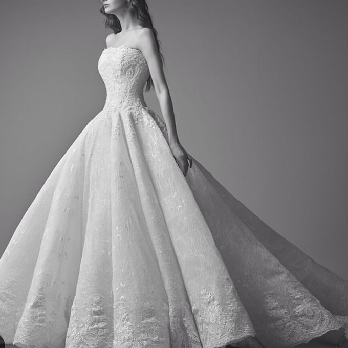 Wedding Gowns  by Paris Dress - 041