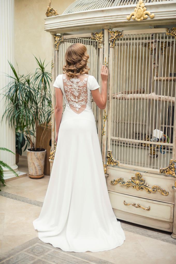 """My Little Bird"" Wedding Dresses Collection  by APILAT - 008"