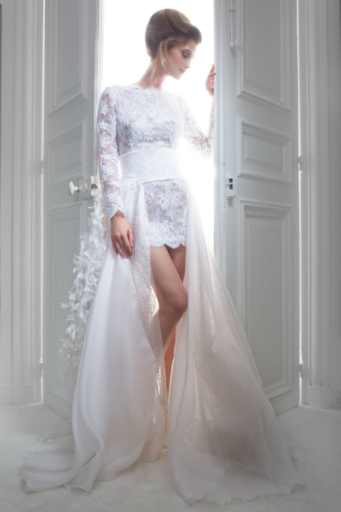 Wedding Dress 2016 by DIAMANT BLANC Couture - 011