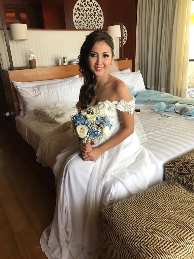Wedding Gown by GÍSELA - 003