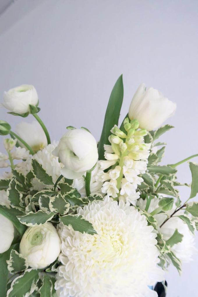 Floral Journal  by D'Alexandra Flowers - 037