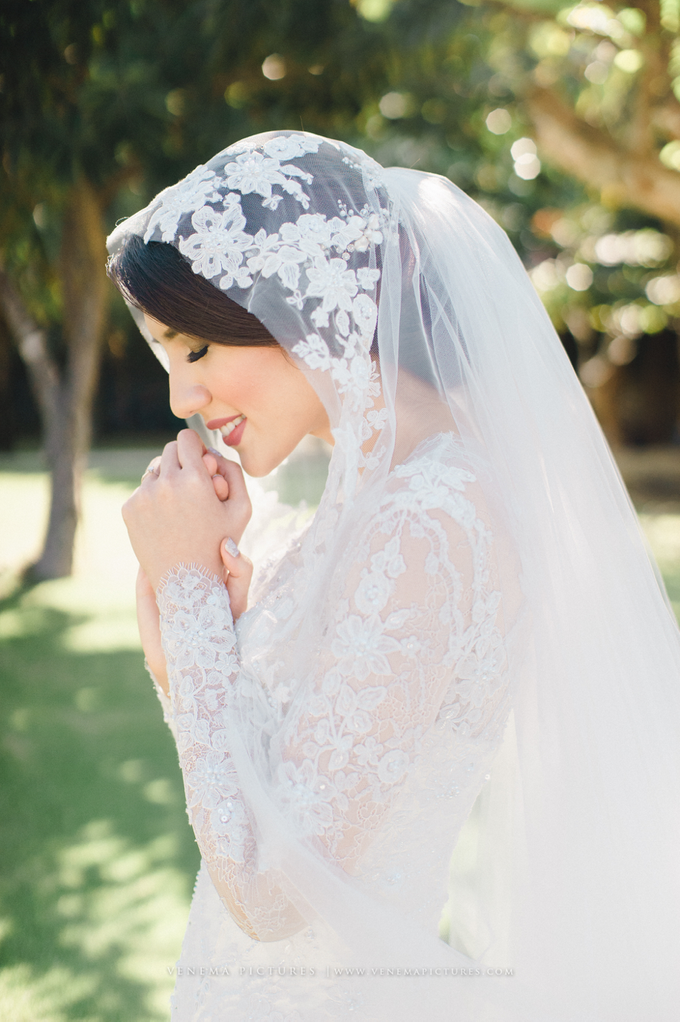 Bali Wedding : Acha & Andy Holy Matrimony by Elsie Chrysila Brides - 007