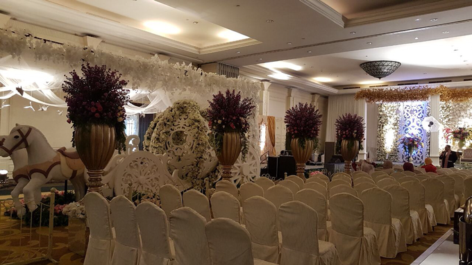 Wedding Decoration by MASON PINE HOTEL - 012