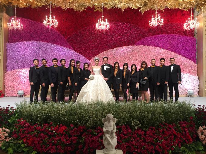 Wedding Kurniawan & Gaby by MARK & CO - 011