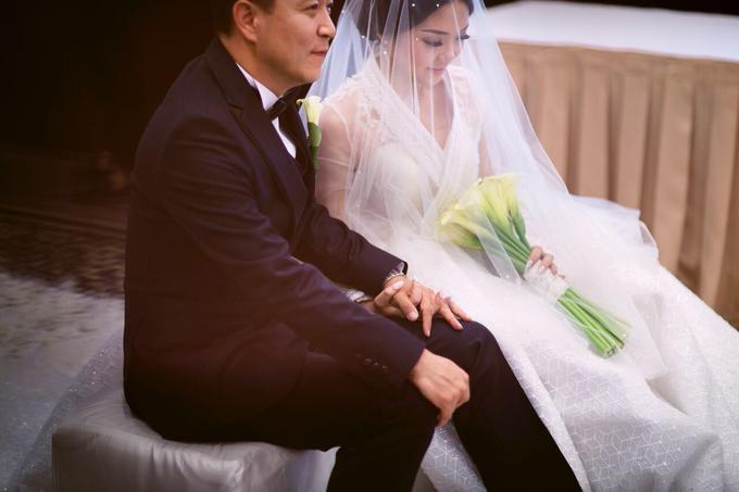 The Wedding of Mark Nah & Florencia Salim by AS2 Wedding Organizer - 003