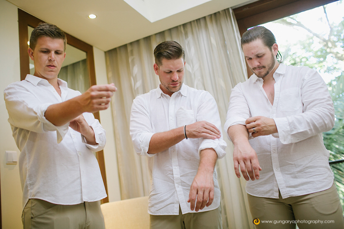 Amanda & Nicholas Wedding by Courtyard by Marriott Bali Nusa Dua - 014