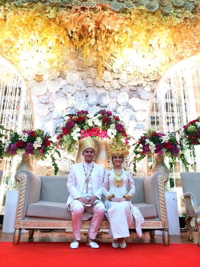 Ella & Fahris Wedding by SEDJOLI WEDDING ORGANIZER - 003