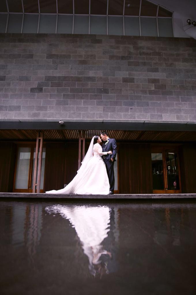 The Wedding of Mark Nah & Florencia Salim by AS2 Wedding Organizer - 010