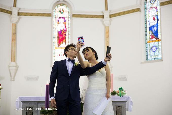 Wedding | Ira & Soedar by Felicia Sarwono Makeup Art - 006