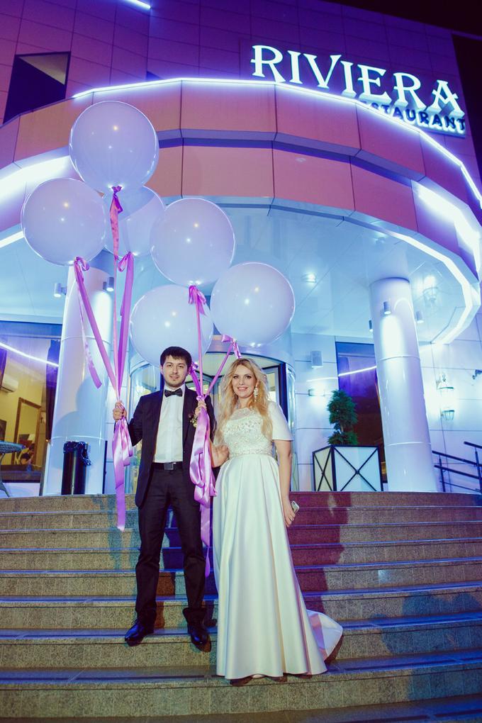 We can fly away by Wedding planner Oksana Bedrikova - 049
