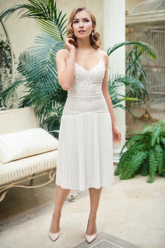 """My Little Bird"" Wedding Dresses Collection  by APILAT - 036"