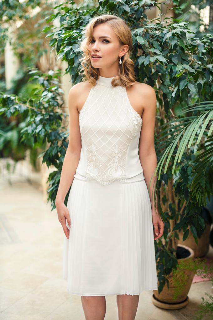 """My Little Bird"" Wedding Dresses Collection  by APILAT - 006"