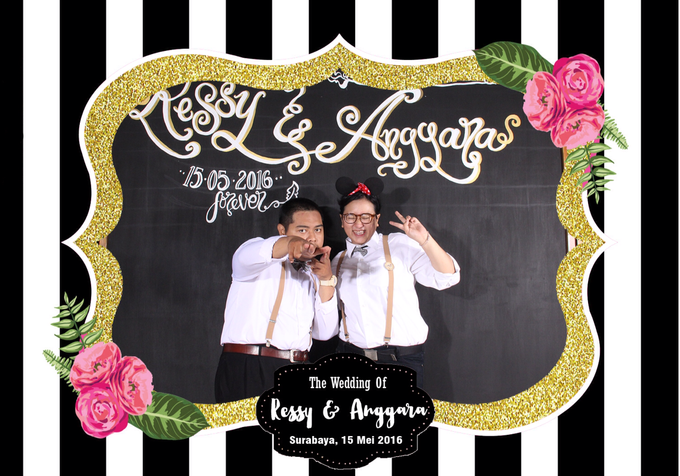 The Wedding of Ressy & Anggara by Woodenbox Photocorner - 004