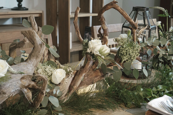 DREAMY WOODLAND BRIDAL SHOWER by The Bloomingbuds - 006