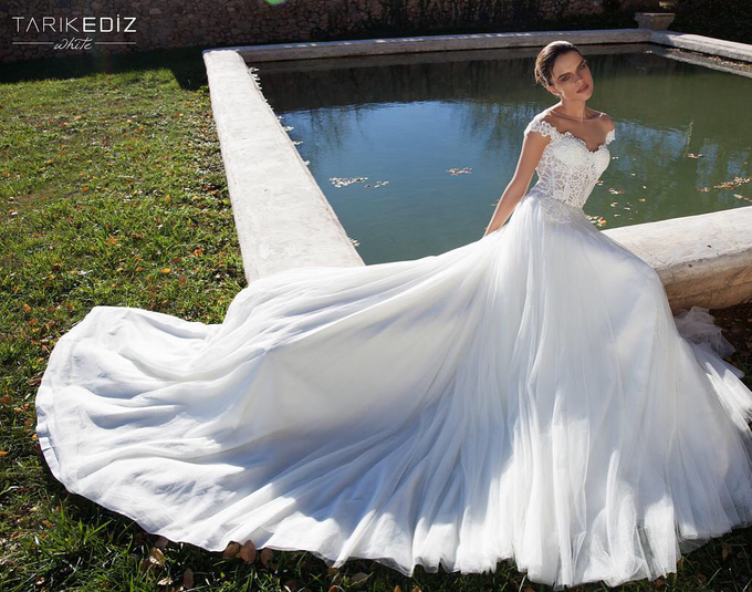 Wedding Gowns  by Paris Dress - 013