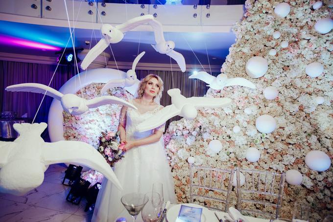 We can fly away by Wedding planner Oksana Bedrikova - 020