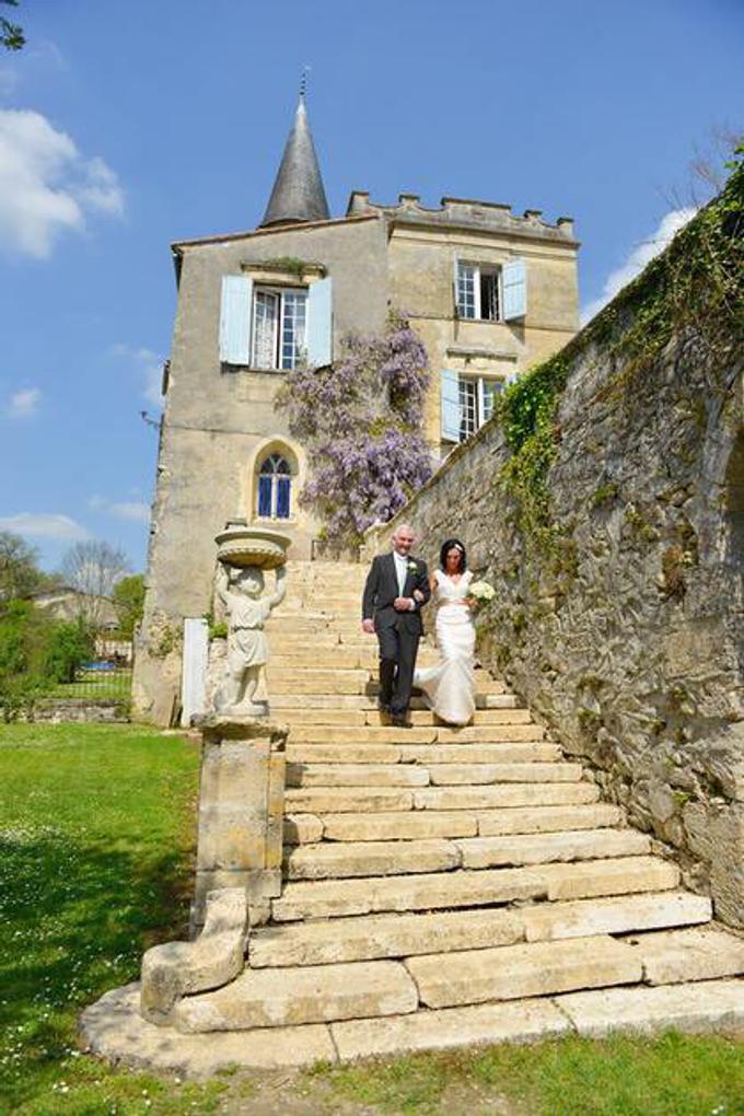 French Wedding Chateau  by Chateau Lagorce / French Wedding Chateau - 005
