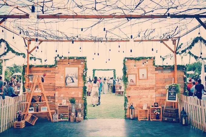 Rustic wedding by Butter Bali - 004