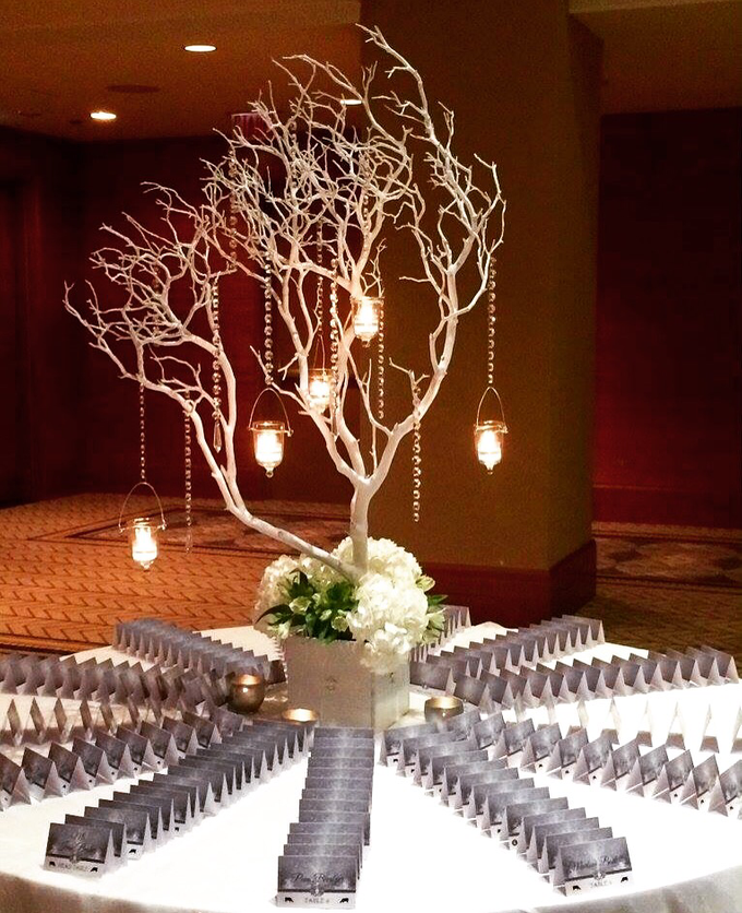 S&I Wedding Ceremony & Reception by Haute Event Decor - 004