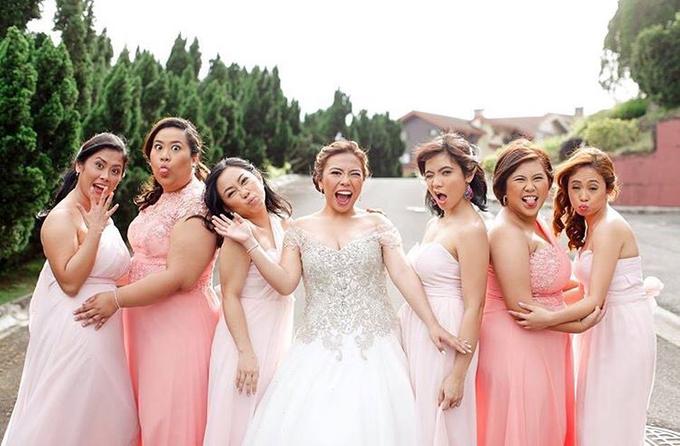 PLUS SIZE WEDDING DRESS by TS BRIDAL BALI - 011