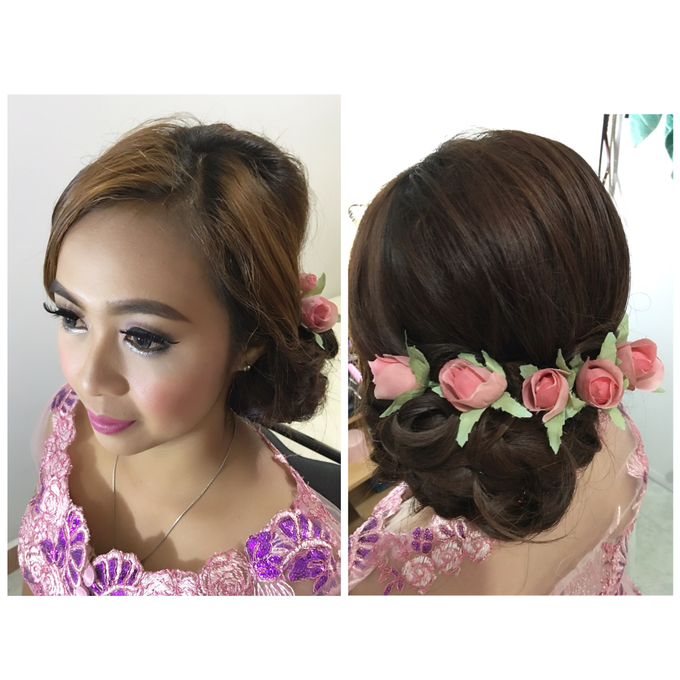 Hair & makeup by vinamakeupartist - 016