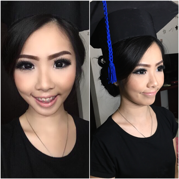 Graduation by AyuAbriyantimakeupartist - 024