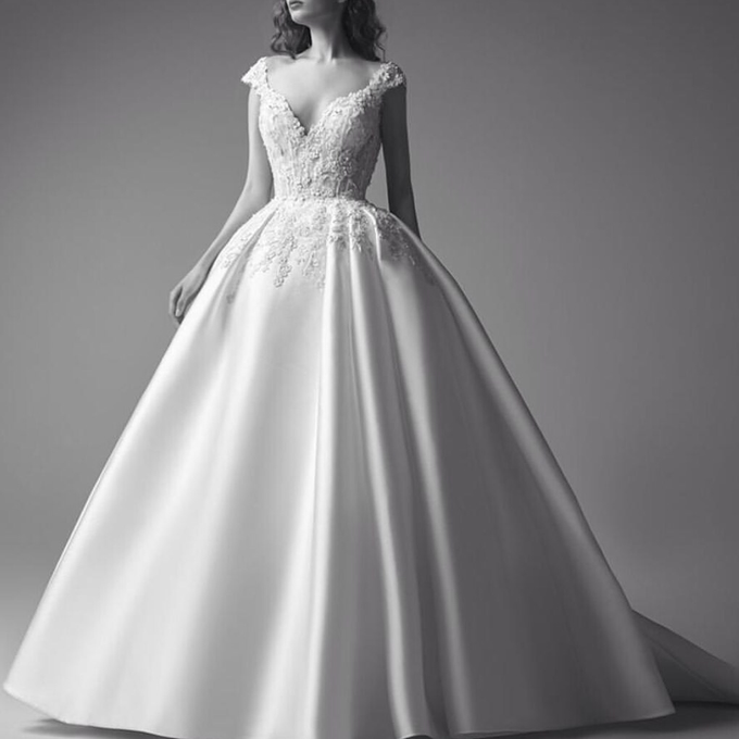Wedding Gowns  by Paris Dress - 036