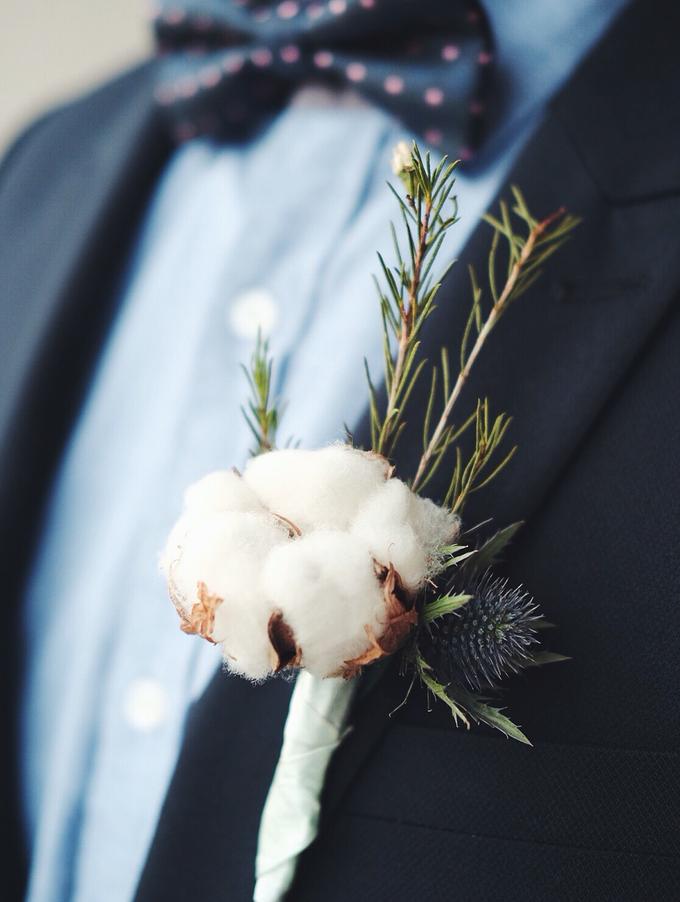 Bridal Series by D'Alexandra Flowers - 011