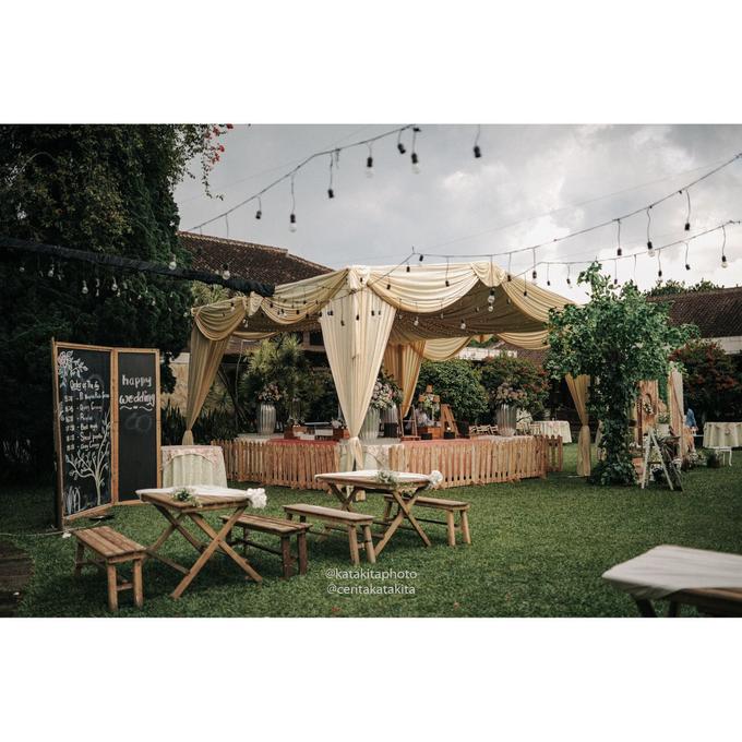 Rustic Garden Wedding by Katakitaphoto - 034