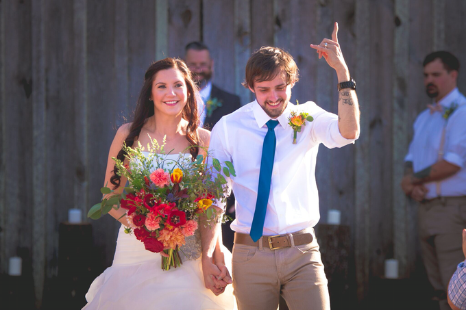 Southern summer wedding  by L&A Event Designs - 029