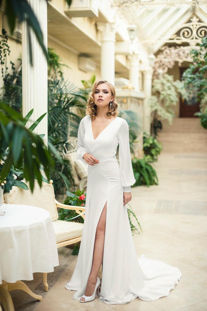 """My Little Bird"" Wedding Dresses Collection  by APILAT - 031"