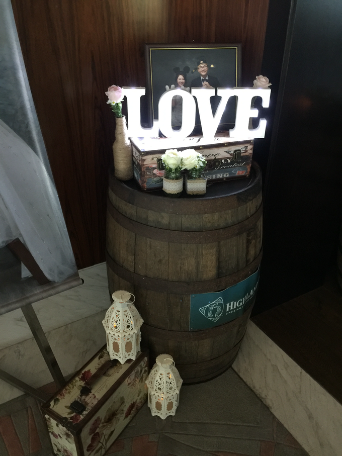 Rustic theme wedding event by ilmare Wedding - 007