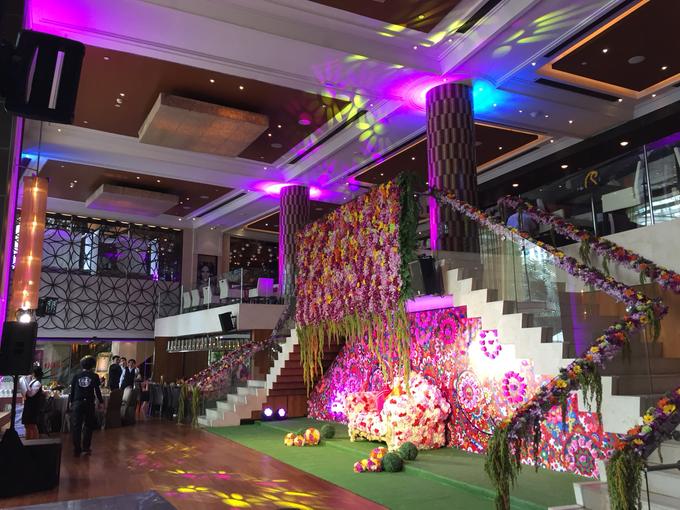 Indian Wedding by Shangri-La Hotel, Bangkok - 004