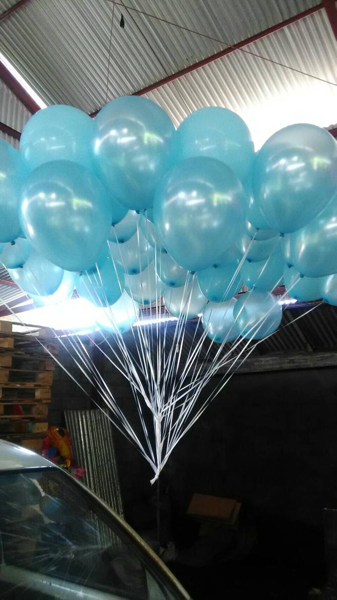 helium balloons by Peony Garden Bali - 002