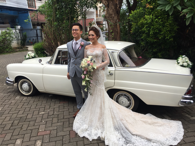 The Wedding Chio Wen Tian & Vanessa by MARK & CO - 001
