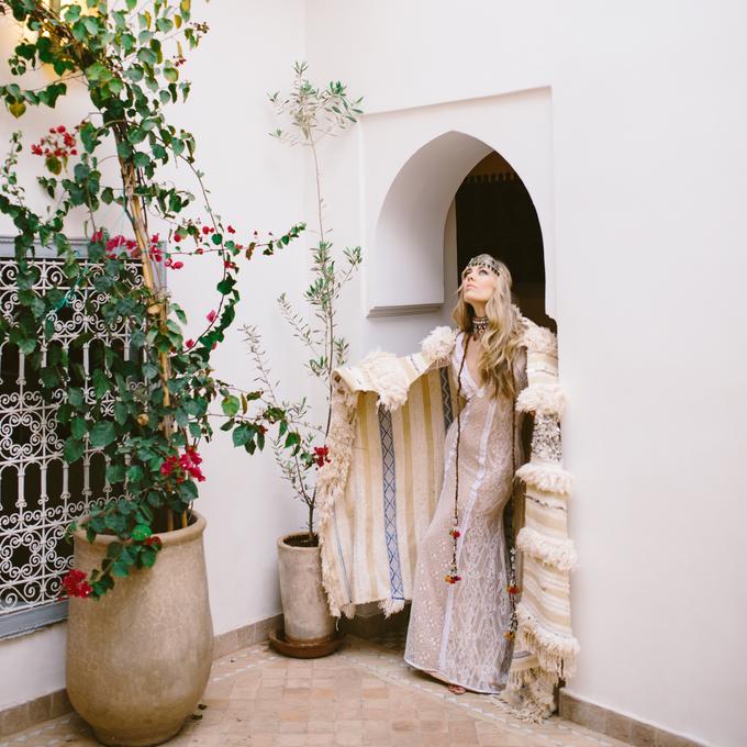 Morocco Wedding Inspiration  by Island Bridal - 006