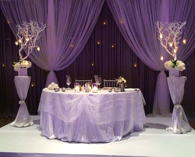 S&I Wedding Ceremony & Reception by Haute Event Decor - 007