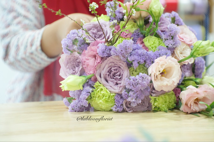May Bridal Bouquets by La Bloom Florist - 001
