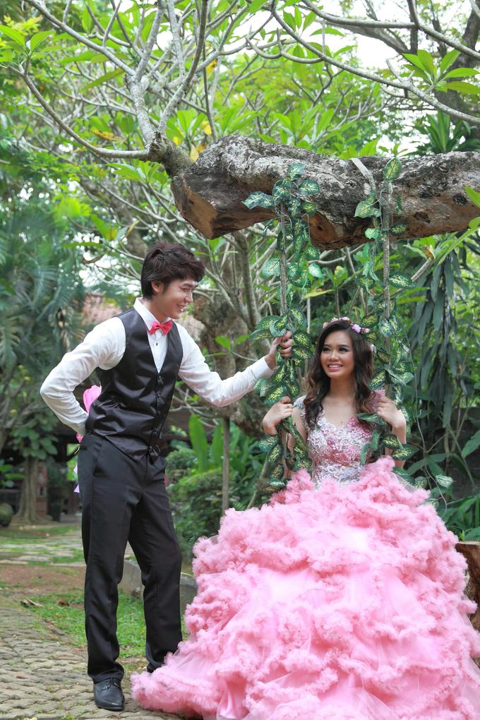 Prewedding Fredy & Mica by Magdalena Young Bridal - 005