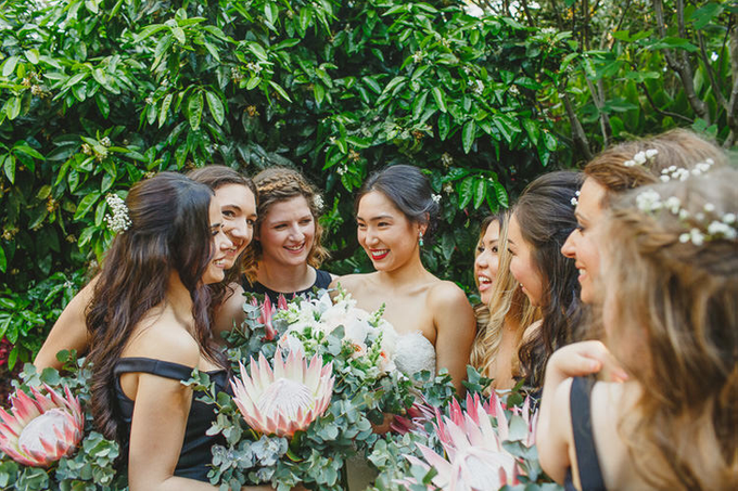 Michelle + Elliott by Sydney Floral Events - 003