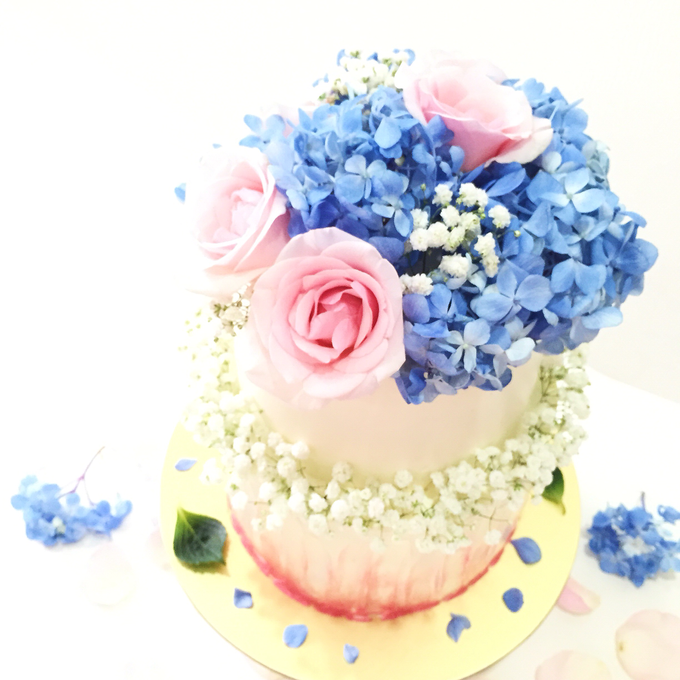 Tiered Cakes  by The Rosette Co - 004