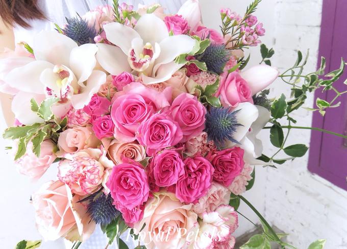 Gardenish pink by Royal Petals - 003