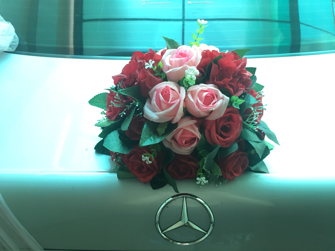 Mercedes Benz New Eyes by Michael Wedding Car - 004
